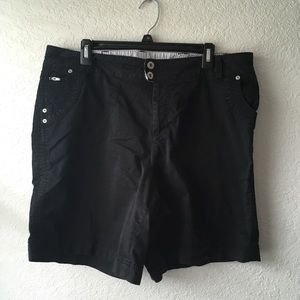 JMS Women's Plus Size 18W Shorts With Pockets
